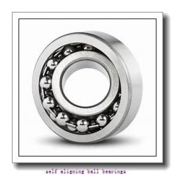 35 mm x 80 mm x 21 mm  SKF 1307 ETN9  Self Aligning Ball Bearings