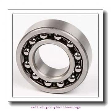 20 mm x 52 mm x 21 mm  SKF 2304 E-2RS1TN9  Self Aligning Ball Bearings