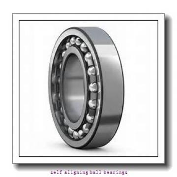 70 mm x 125 mm x 31 mm  SKF 2214 E-2RS1TN9  Self Aligning Ball Bearings