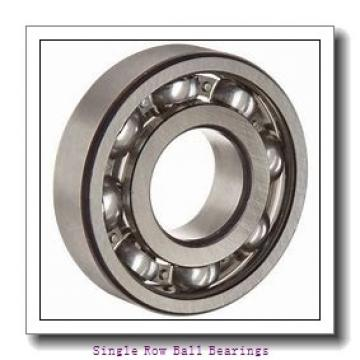17 mm x 40 mm x 17,48 mm  TIMKEN W203PP  Single Row Ball Bearings