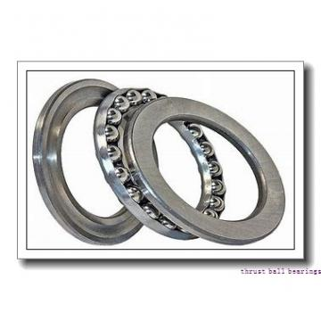 60 mm x 110 mm x 10 mm  FAG 52215  Thrust Ball Bearing