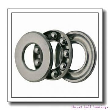 40 mm x 78 mm x 9 mm  FAG 52210  Thrust Ball Bearing