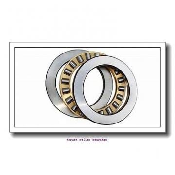 60 mm x 85 mm x 4.75 mm  SKF 81112 TN  Thrust Roller Bearing
